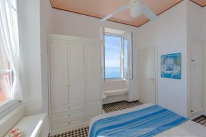 Double Room with Sea View - Beach Package Miramare di Varigotti
