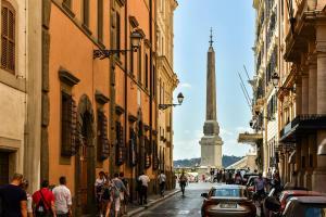 Prince's Suite Penthouse Piazza di Spagna - AbcRoma.com
