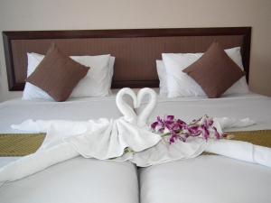 Abricole at Pattaya Hill, Ferienwohnungen  Pattaya South - big - 31