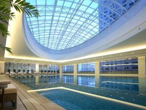 New World Dalian Hotel, Отели  Далянь - big - 24