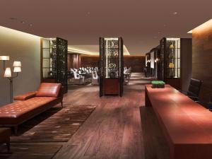 New World Dalian Hotel, Отели  Далянь - big - 21