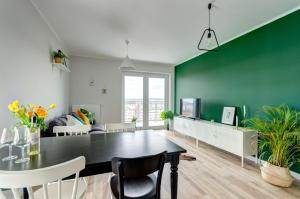 Emarald Apartment, Ferienwohnungen  Danzig - big - 3