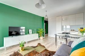Emarald Apartment, Ferienwohnungen  Danzig - big - 2