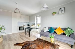 Emarald Apartment, Ferienwohnungen  Danzig - big - 6