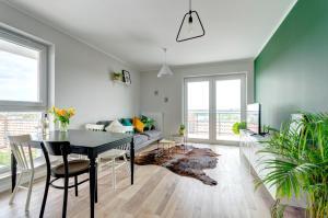 Emarald Apartment, Apartmány  Gdaňsk - big - 12