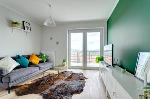 Emarald Apartment, Apartmány  Gdaňsk - big - 18