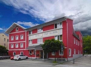 obrázek - Hotel Stadt Salzburg