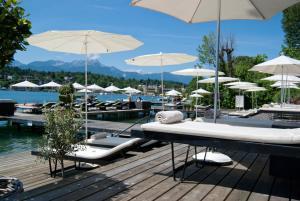 Seehotel Europa, Hotel  Velden am Wörthersee - big - 51