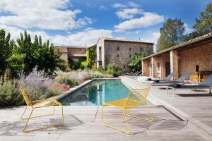 Location gîte, chambres d'hotes La Maison d'Ulysse Small Luxury Hotel dans le département Gard 30