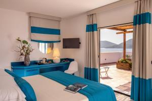 Deluxe Doppelzimmer mit Terrasse