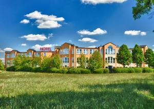 4 hvězdičkový hotel Grunau Hotel Bayreuth Německo