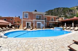 Angels Pool Studios and Apartments - Paleokastritsa