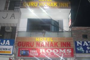 Auberges de jeunesse - Hotel Guru Nanak Inn