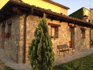 Agriturismo Fattoria Di Gratena, Vidéki vendégházak  Pieve a Maiano - big - 126