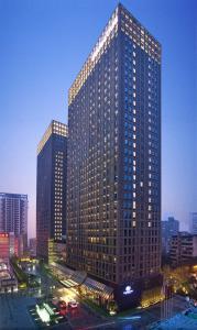 DoubleTree by Hilton Chongqing North, Szállodák  Csungking - big - 11