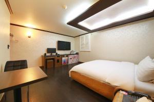 Hotel Diamond, Hotely  Suwon - big - 3