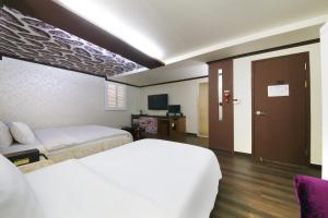 Hotel Diamond, Hotely  Suwon - big - 19