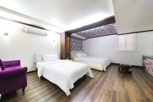 Hotel Diamond, Hotely  Suwon - big - 18