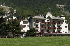 Accommodation in Cogne