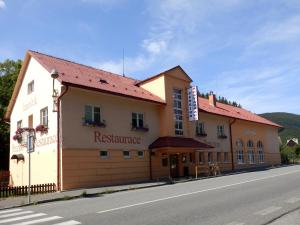Albergues - Penzion Janoštík