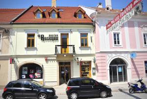Pension Penzion Rosenau Rožňava Slowakei