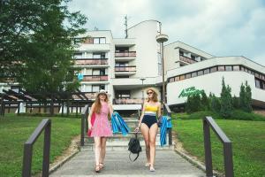 Hotel Adamantino, Szállodák  Luhačovice - big - 1