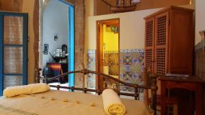 Riad Le Cheval Blanc, Bed and breakfasts  Safi - big - 63