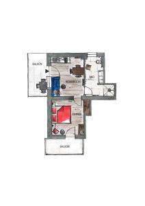 Apartment Zielspitz, Apartmanok  Parcines - big - 138