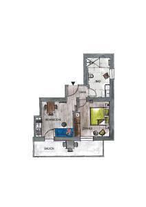 Apartment Zielspitz, Apartmanok  Parcines - big - 139