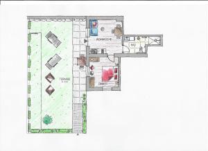 Apartment Zielspitz, Apartmanok  Parcines - big - 142