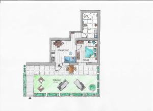 Apartment Zielspitz, Apartmanok  Parcines - big - 143