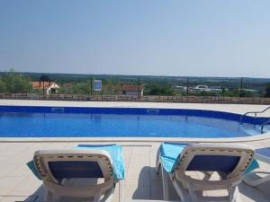 Istria Holiday Home Villa Adriatic, Villák  Kaštelir - big - 88