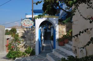Hotel Anixis, Hotely  Naxos Chora - big - 1