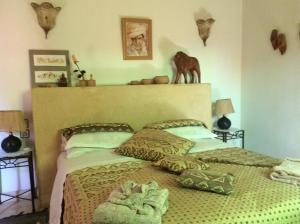 Tataoui Double Room Riad Aquarelle