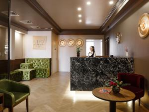 UNO Design Hotel, Hotel  Odessa - big - 49