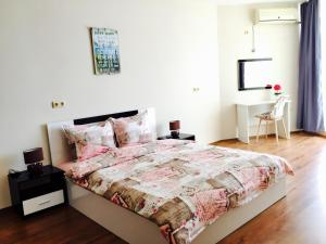 Apartments Aheloy Palace, Апартаменты  Ахелой - big - 28