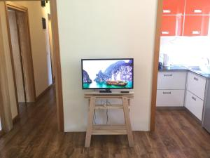 Miltos Apartment, Apartmanok  Himara - big - 18