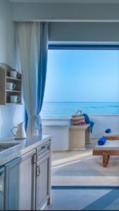 Pyrgos Blue, Apartmanhotelek  Mália - big - 88