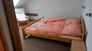 Deluxe Double Room with Shower Penzion Vanuvecky Dvur
