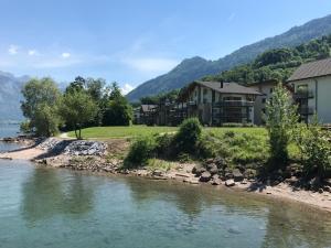 Appartement de luxe Resort Walensee - Apartment - Unterterzen