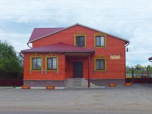 Отель Уютный теплый дом
