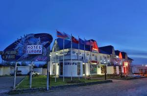 Europa Hotel - Kutaisi