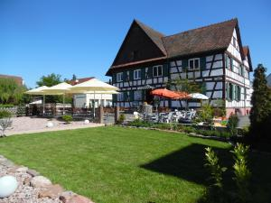 Hotel/Pension Blume - Auenheim