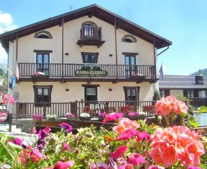 Accommodation in Pragelato