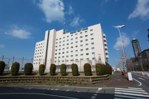 Narita Airport Rest House, Отели  Нарита - big - 20