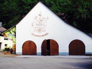 Scherfsmühle am Mühlbach