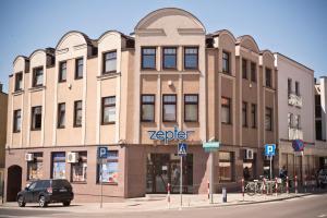 Rint Centrum Świętojańska Street