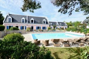 Location gîte, chambres d'hotes La Désirade - Hôtel, Spa & Restaurant dans le département Morbihan 56