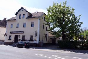 Penzion Gaststätte Schwenksaal Bayreuth Německo