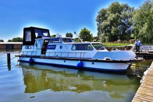 House Boat Catamaran - Jabel